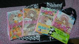 少女漫畫 CLAMP 奇蹟少女 Kobato 1,3,4,5