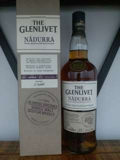 格蘭利威 Glenlivet 雪梨桶風味  60.3% 7OOmL whisky 威士忌