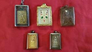Thai Amulets To Let Go (30 pcs)