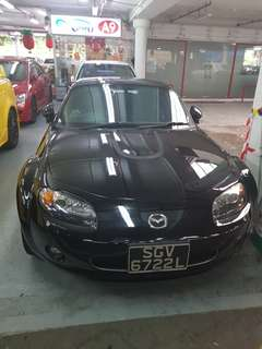 Mazda MX-5 2.0 Auto Softtop