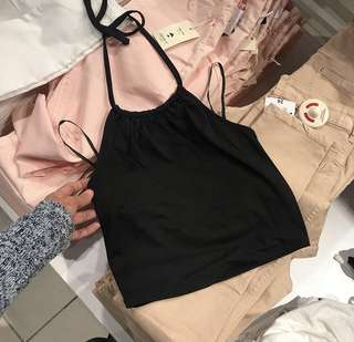 Forever 21- inspired Halter Top