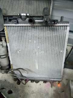 Radiator L5 turbo auto