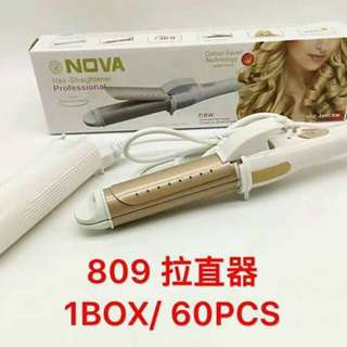 2in1 Nova hair iron