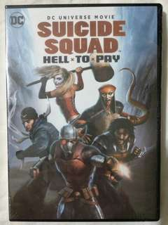 [Movie Empire] Suicide Squad - Hell To Pay Movie DVD