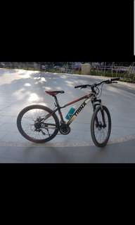 Trinx Mountain Bike - less thab 6 months old and used only thrice.