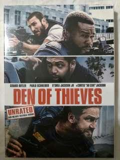 [Movie Empire] Den Of Thieves - Movie DVD