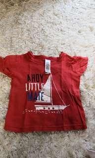 Carter's tshirt