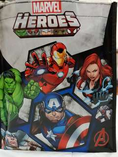 Marvel Magazines and stationery