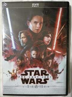 [Movie Empire] Star Wars - The Last Jedi Movie DVD