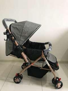Brand new 2 ways stroller