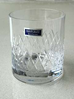 Marquis by Waterford Tumbler 水晶酒杯6pcs