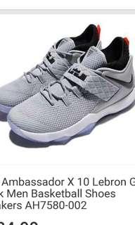 Nike Lebron Ambassador X AH7580 002