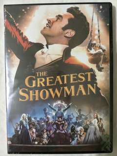 [Movie Empire] The Greatest Showman - Movie DVD