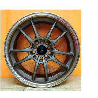 SPORT RIM 17inch MUGEN MF10 CIVIC ACCORD PREVE