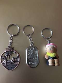 Keychain bundle
