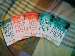 He's Into Her (Season Two, Book 15-19)