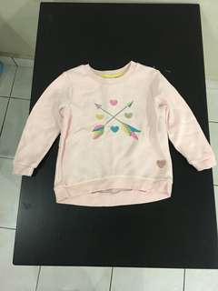 Girl Winter Long Sleeve