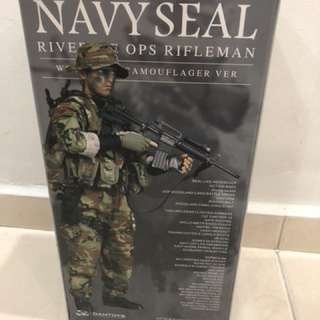 Navy Seal Riverine Ops Rifleman