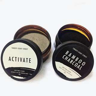 ACTIVATE CHARCOAL & BAMBOO CHARCOAL 250g