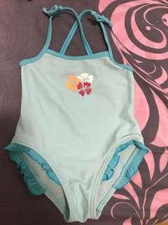 泳衣 arena swimming suit (suit age 1-3)