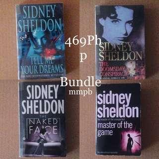 Sidney Sheldon Bundle