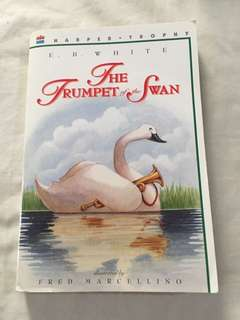 The Trumpet of the Swan by E.B. White