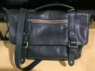 Pravi Siena Bag (Forest Green)