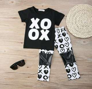 XOXO Tops Trendy Sets 💘