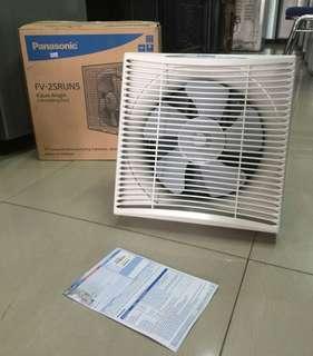 Exhaust Fan, Kipas Utk Ventilasi 25RUN5, diameter kipas 25cm, Grs Resmi 1 Thn