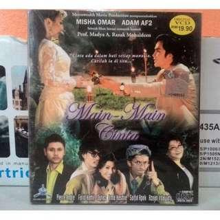 VCD Filem Main Main Cinta