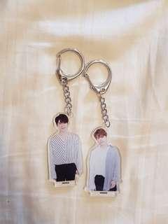 [WTS] Seventeen keychain