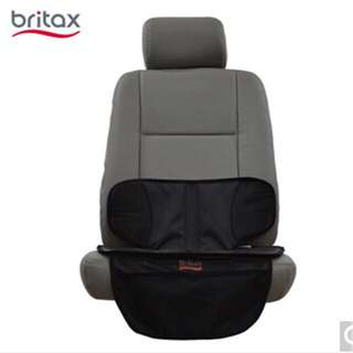 Britax baby car seat leather protector
