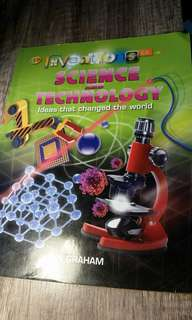 Educational science book