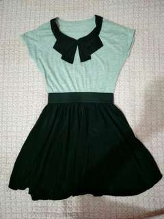 Cute Korean Style Dress
