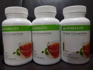Herbalife Concentrate Tea