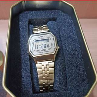 Repriced!!!Casio Watch Vintage Collection