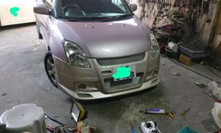 SUZUKI SWIFT 1.5 2005
