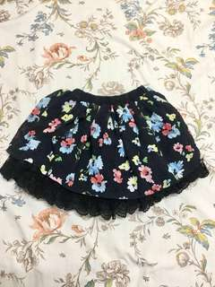 FREE Fluffy Floral Skirt for Toddlers/Kids