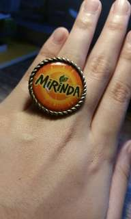 Miranda statement ring