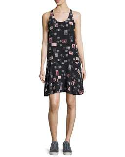 H&M Divided Sleeveless Shift Dress
