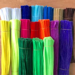 Colourful Pipe Cleaners