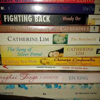 6 Catherine Lim bigger books