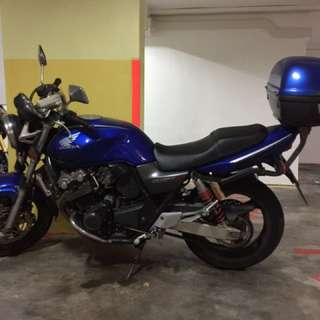 Cb400 Super 4 Spec 2