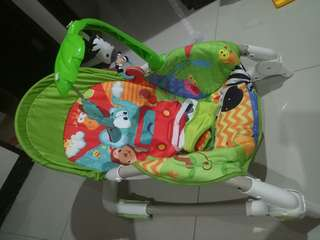 BABY CARE BOUNCER