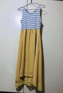 Lowrys Farm Maxi dress,fits to medium to large