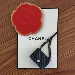 🆓Postage!! 🆕Chanel Purse Headphone Jack Plug
