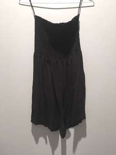 ribbed playsuit