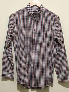 Original Like New Topman Small Tartan