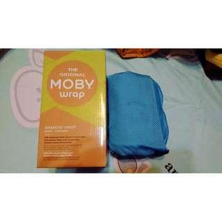 MOBY WRAP背巾/洞洞背巾/長背巾/親密背巾