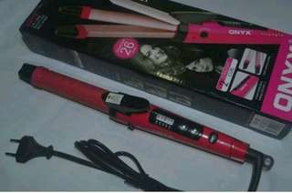 Catokan Onyx 2 IN 1 Hair Beauty Set